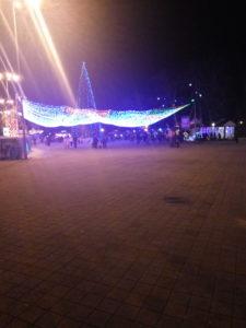 театральная площадь на новый год в анапе
